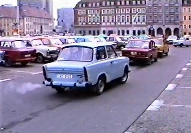 1988. DDR. Trabant