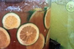 Fruchtsaftgetränk - erfrischend aber nicht gut!