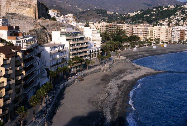 November 2000. Spanien. Andalusien. Costa del Sol. Almunecar