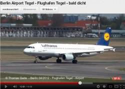 Ein Lufthansa Flugzeug beim Start