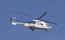 Immer mehr laute Hubschrauber über Berlin. - Luftwaffe