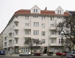 Neue Fassade
