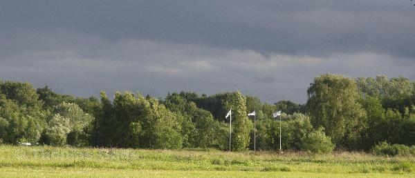 26. 6. 2013. Niedersachsen. Hemmoor. Ferienpark Kreidesee