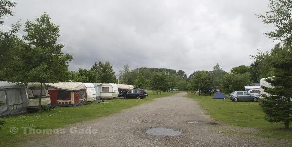 27. 6. 2013. Niedersachsen. Hemmoor. Ferienpark Kreidesee. Campingplatz