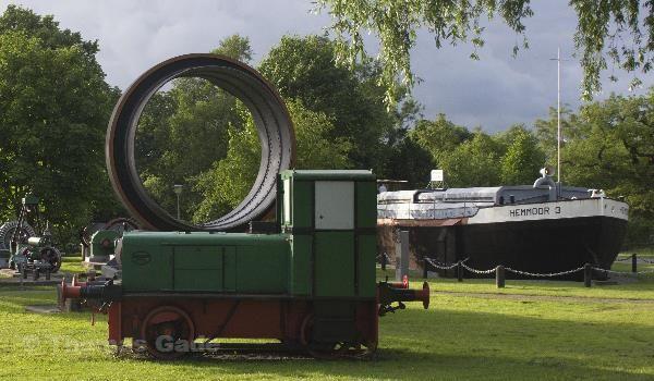 26. 6. 2013. Niedersachsen. Hemmoor. Zementmuseum